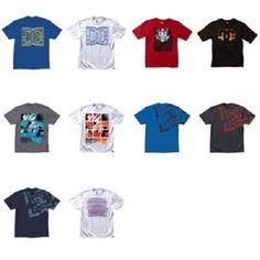Boys 45051: Dc Shoe Co. Boys 4-7 S S Screen T-Shirts Assortment 48Pcs. [Dc-47Boy-48] -> BUY IT NOW ONLY: $360 on eBay!