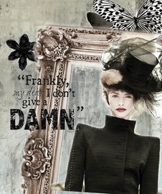 """Frankly my dear""...(Susanna Townsend)"