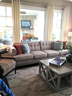 Thrifty Decor Chick: Home tours, part 2
