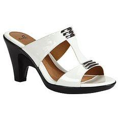 Women's Dress Shoe Solar - White