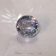 Light Purple Round Spinel 1.15 carat