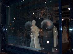 Hillenius Couture - Shop Window Etalages Snow Queen Sneeuw Koningin