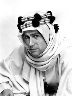 Lawrence of Arabia. Peter O'Toole is such a dish