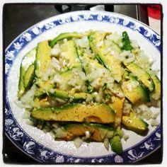Insalata Guacamole... really delicious