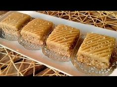 Arabic Sweets, Arabic Food, Ramadan Desserts, Bread Recipes, Cooking Recipes, Eid Food, Teddy Bear Cakes, Snap Food, Oreo Cheesecake