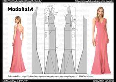 ModelistA: A3 No 0366 DRESS