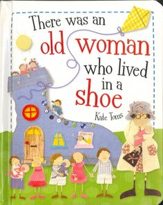There was an Old Woman who Lived in a Shoe $2.39