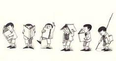 The Question of Why We Read... - Paul DeBlassie III, Ph.D. Psychologist/Writer #LallaGatta via @LallaGatta