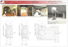 Project for the Laboratory of Architectural Design IV, held in A.A. 2009/2010. The Project involves the renovation of a small church, dated back to 1000 AD, currently used as a warehouse. Our idea was to give to this amazing building new life converting it in a museum of ecclesiastical vestments. Project developed by Giovanni Gasco, Enrica Saglia and Virginia Castiglione  http://www.giovannigasco.com/portfolio/ancient-church-renovation/