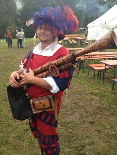 Musicien Reconstitution de la bataille de Marignan 26-27 juillet au Chateau du Clos Lucé à Amboise