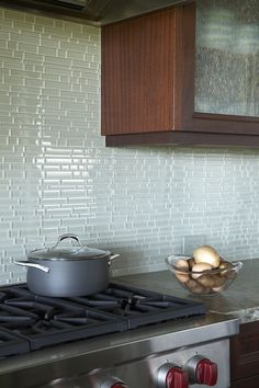 likes these kitchen tiles -- Curated by: Modern Paint & Floors | 102-1875 Spall Rd Kelowna (BC) V1Y 4R2 | 250 860 2444