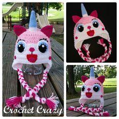 Crochet hats1