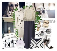 """""""Clair de Jour"""" by molnijax ❤ liked on Polyvore featuring Burberry, Dolce&Gabbana, Christian Dior, Tiffany & Co. and Calvin Klein"""