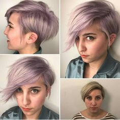 "3,259 Likes, 14 Comments - Short Hairstyles Pixie Cut (@nothingbutpixies) on Instagram: ""❣✌@jozeemojo ❣✌"""