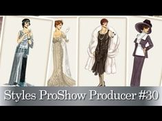 Styles Proshow Producer #30 - YouTube