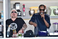 "You Can't Unsee Guy Fieri and Snoop Dogg Make ""Gin & Juice"" Then Rap About It"