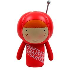 Momiji   Chérie   The sweetest and most beloved cherry tomato pin cushion. Loved by all pins: fat, thin, short & tall; she always makes room for everyone.
