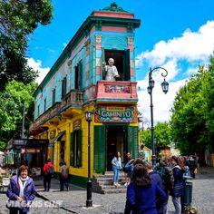 10 Dicas de Viagem para Buenos Aires South America Destinations, Pastel House, Colourful Buildings, Argentina Travel, Exotic Places, Travel Set, Urban Planning, Central America, The Dreamers
