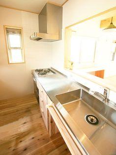 piece_sastina_hanaizumi_2 Kitchen, Home Decor, Cooking, Decoration Home, Room Decor, Interior Design, Kitchens, Home Interiors, Cucina