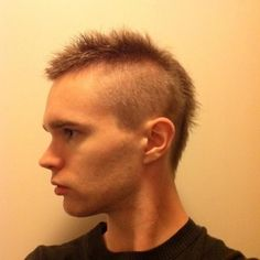 Short Mohawk Hairstyles For Men Online