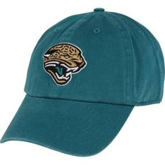 a56f36a8724 Buy Mens Jacksonville Jaguars Brand Teal Cleanup Adjustable Hat at  JCPenny s Sport Fan Shop. Women VolleyballVolleyball TeamJacksonville  JaguarsSnapback ...