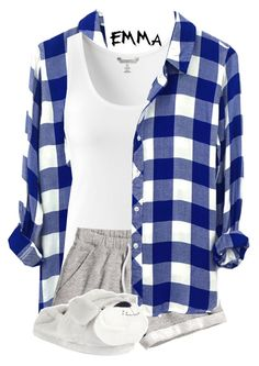 """Pajamas"" by tardis-221b ❤ liked on Polyvore"