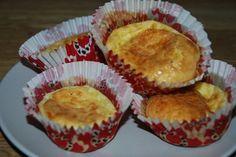 Frukostmuffins LCHF – Niinis