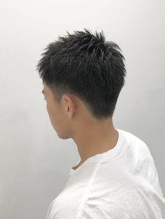 Asian Men Short Hairstyle, Asian Haircut, Asian Short Hair, Mullet Hairstyle, Short Hair Cuts, Short Hair Styles, Mens Hair Colour, Shave My Head, Cut My Hair