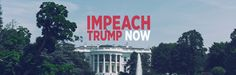 From the moment he assumed the office, President Donald Trump has been in direct violation of the US Constitution. The President is not above the law.
