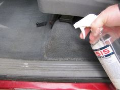 With Spring upon us, it's time to think about cleaning your car. Genesis 950 makes cleaning easy from the floor mats to the carpet to the upholstery. Make your car look and smell like new.