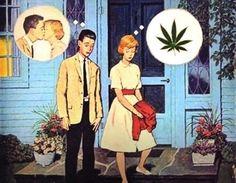 Girls just wanna... get high