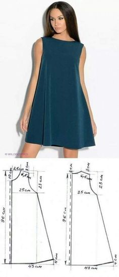 Alabama chanin embroidered turtleneck dress 2 | stiching | Pinterest ...