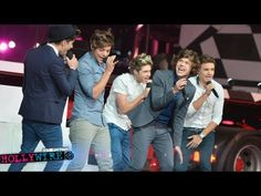 One Direction Olympics Performance - London 2012