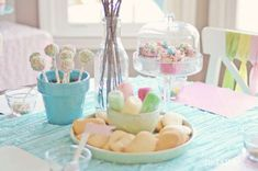 Spring Cookie Decorating Party | CatchMyParty.com