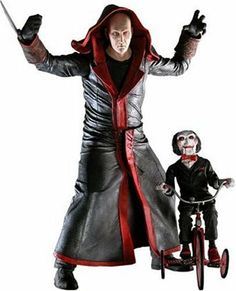 Cult Classics Series 5 Jigsaw (Human Version) Action Figure by neca. $24.49. Cult Classics. SAW. Name: Cult Classics Series 5 Action FigureManufacturer: NECARelease Date: September 2006Figure Height: 7 InchesDetails (Description): The Cult Classics line of Action Figures has been a hot topic amongst film fans and collectors alike since it's first series, and the future of the line shows to be no different.