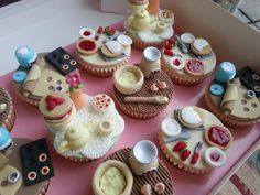 Baking Just Like Grandma Cupcakes