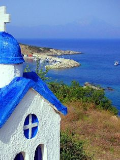 Small Chapel.. Sithonia (Halkidiki), Greece