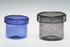 Purkki KF 279 - Franck, Kaj Glass Design, Design Art, Art Of Glass, Lassi, Purple Glass, People Photography, Scandinavian Design, Finland, Modern Contemporary