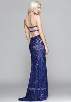 Scala Dress 47659 at Peaches Boutique  WANT , PROM 2014 ??