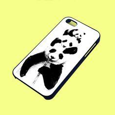 Funny Three Pandas Phone Case