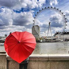 Love the London Eye.
