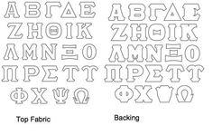 Greek Letters (no shirt) Greek Letter Shirts, Sorority Sugar, Greek Alphabet, Diy Letters, Living On A Budget, Diy Sweatshirt, Sorority Crafts, Greek Life, Crafty Craft