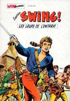 Capt'ain Swing est une série de bandes dessinées en petit format des éditions Aventures & Voyages devenues Mon journal. Cette série, avec la réédition des premiers épisodes au sein d'un mensuel portant le même titre, paraît toujours depuis avril 1994.