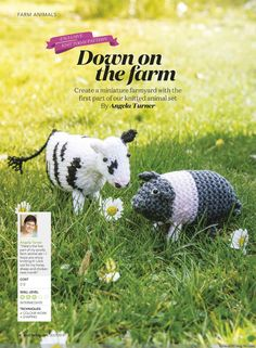 Knit Today No7 2014 - 紫苏 - 紫苏的博客