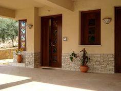 Stone Exterior Houses, Exterior Paint Colors For House, Paint Colors For Home, Exterior Design, Interior And Exterior, Modern House Colors, Classic House Exterior, Exterior Cladding, Backyard Patio Designs