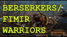 Using Norsca's berserkers together with the fimir warriors!