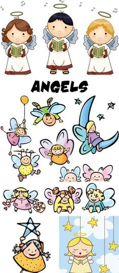 vector | Vectores Angels Ángeles | Tutoriales en la Web
