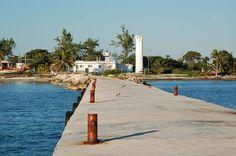 Xcalak-Quintana Roo.