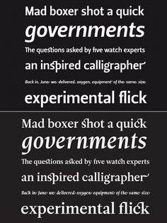 80 Beautiful Typefaces For Professional Design.