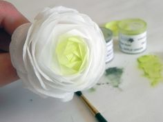 ranunculus tutorial by sugared productions